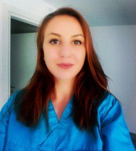 Daniela COSTACHE - medic veterinar Ferma MACRO SUIN